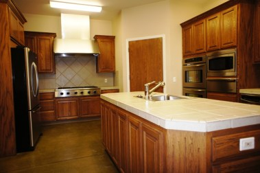 Kitchen for groups and parties