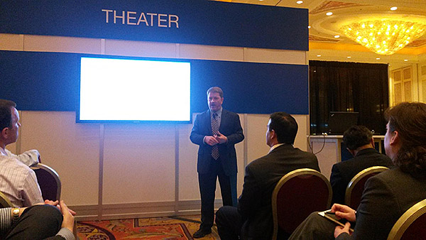 "Brett Hopkins, Schneider Electric's Building Business, Speaks About ""Simplifying and Speeding Digital Selling: PIM at Schneider Electric"" at Gartner's Enterprise Information and MDM Summit 2014 in Las Vegas"