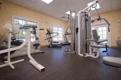 River Sea Plantation - Fitness Room