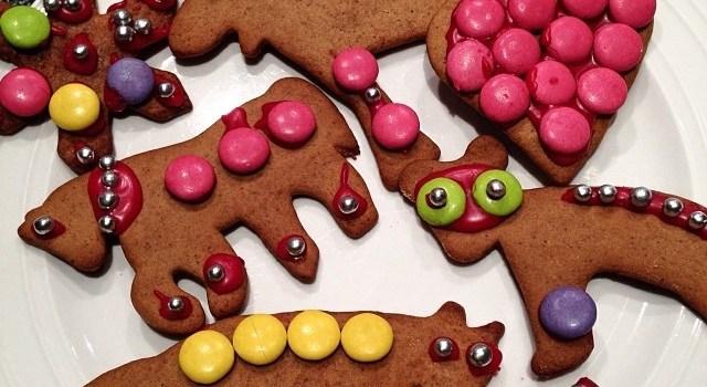 Pepperkaker og annen julebakst