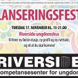 (re)Lanseringsfest riverside