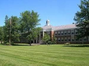 Riverside High School, Painesville, Ohio.