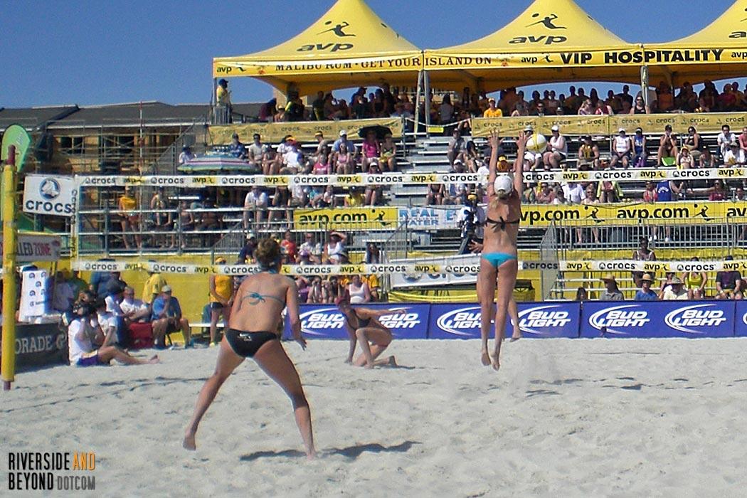 2009 AVP Riverside Open Women's Final - 04/19/09
