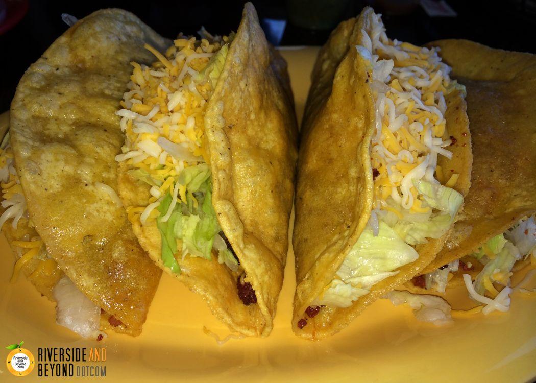 Chilito's Mexican Grill - crispy tacos