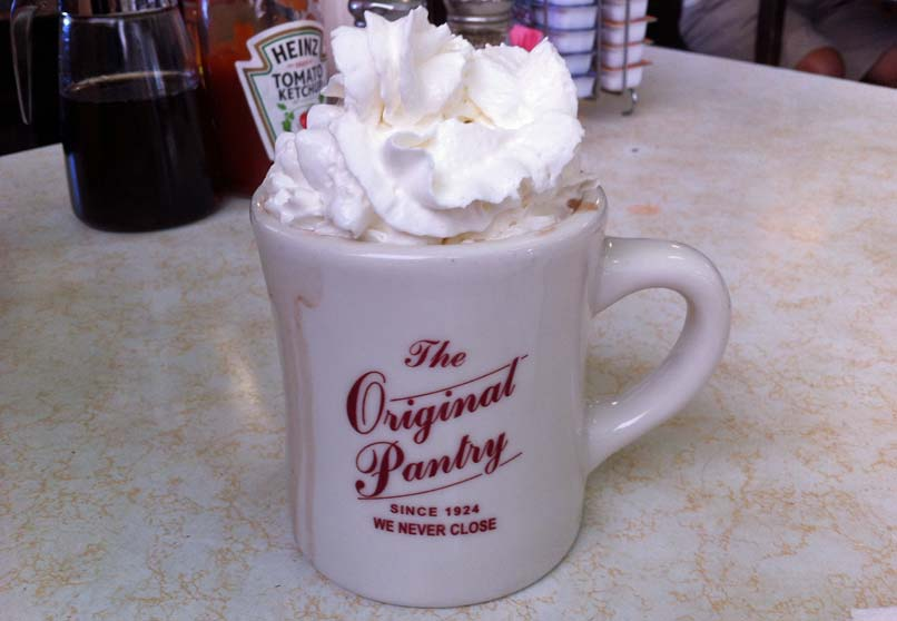 Pantry - Hot Chocolate