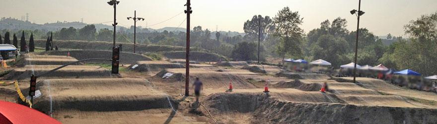 Whittier Narrows BMX