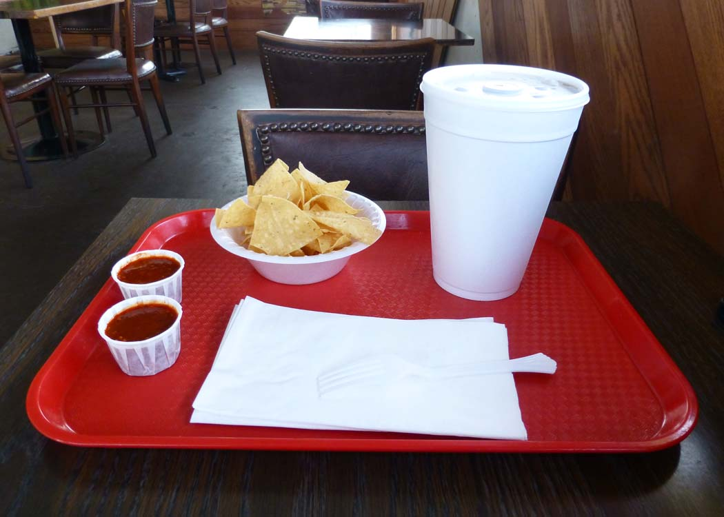 Josie's Tacos - Chips and Salsa