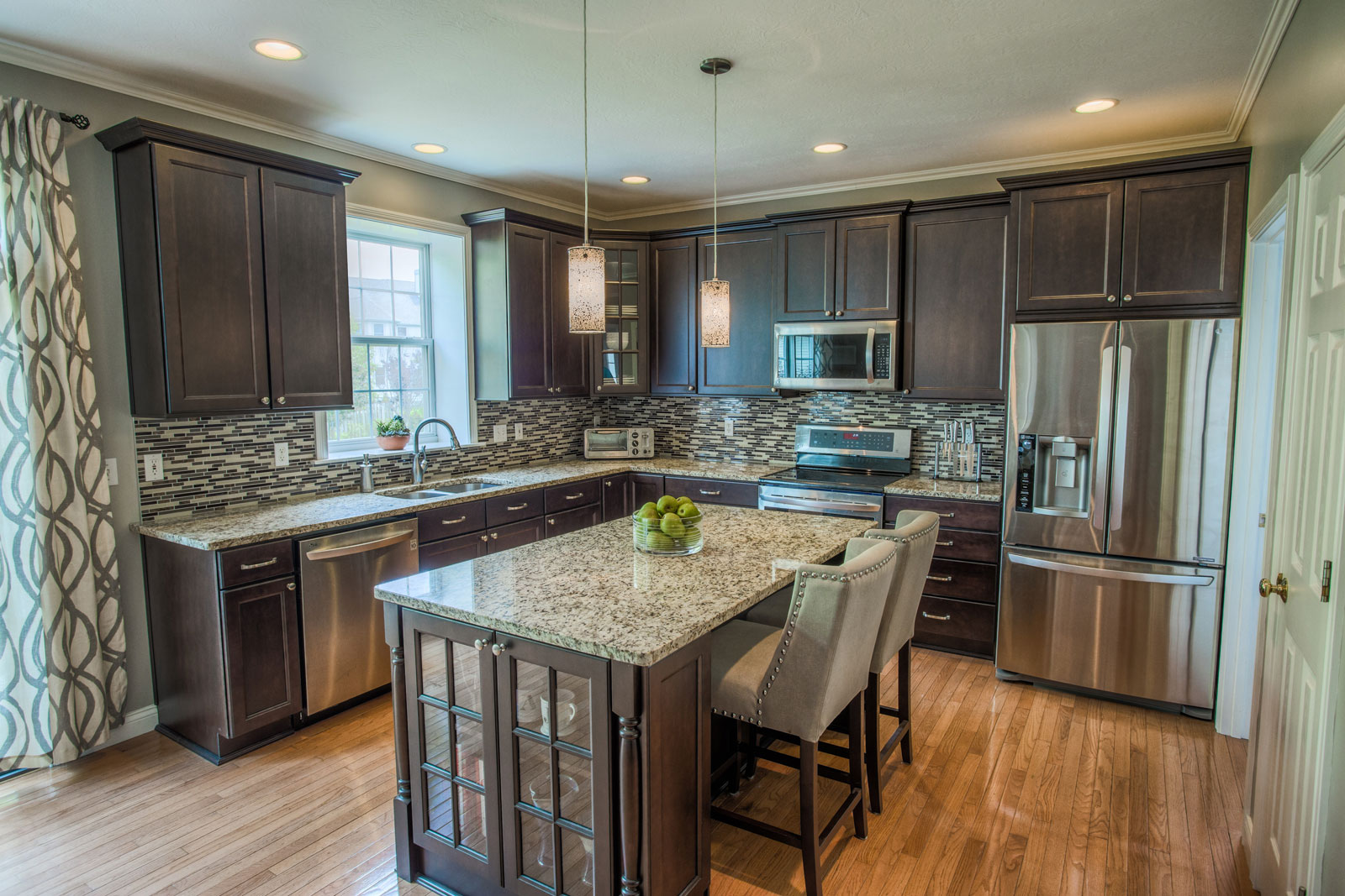 Covington West Lafayette Contemporary Kitchen Remodel ... on Kitchen Remodel Modern  id=45846