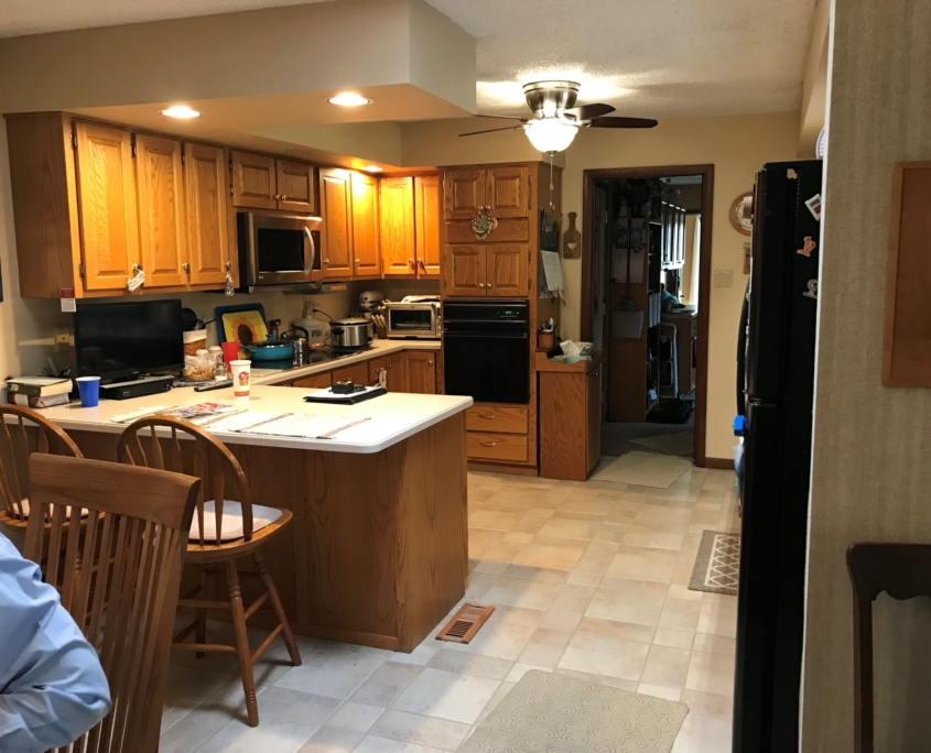 can you remove your kitchen soffit 4