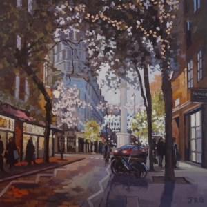 Christmas, Monmouth Street