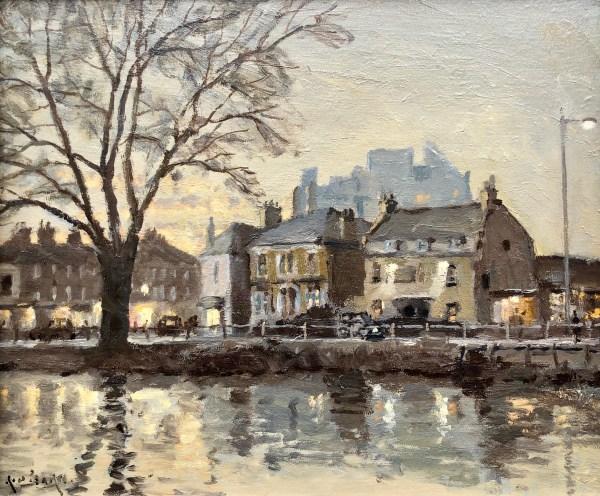 Barnes Pond by Rod Pearce