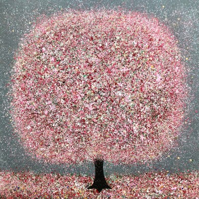 Big Blossom Tree by Nicky Chubb