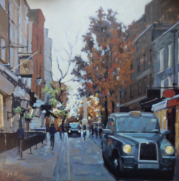 Seven Dials, Autumn by Jennifer Greenland
