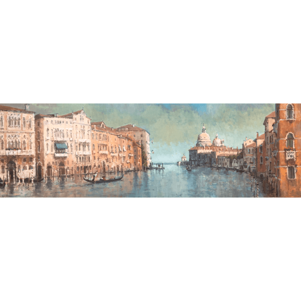 Grand Canal, Vencie by Rod Pearce, Riverside Gallery & Framing, Barnes, London