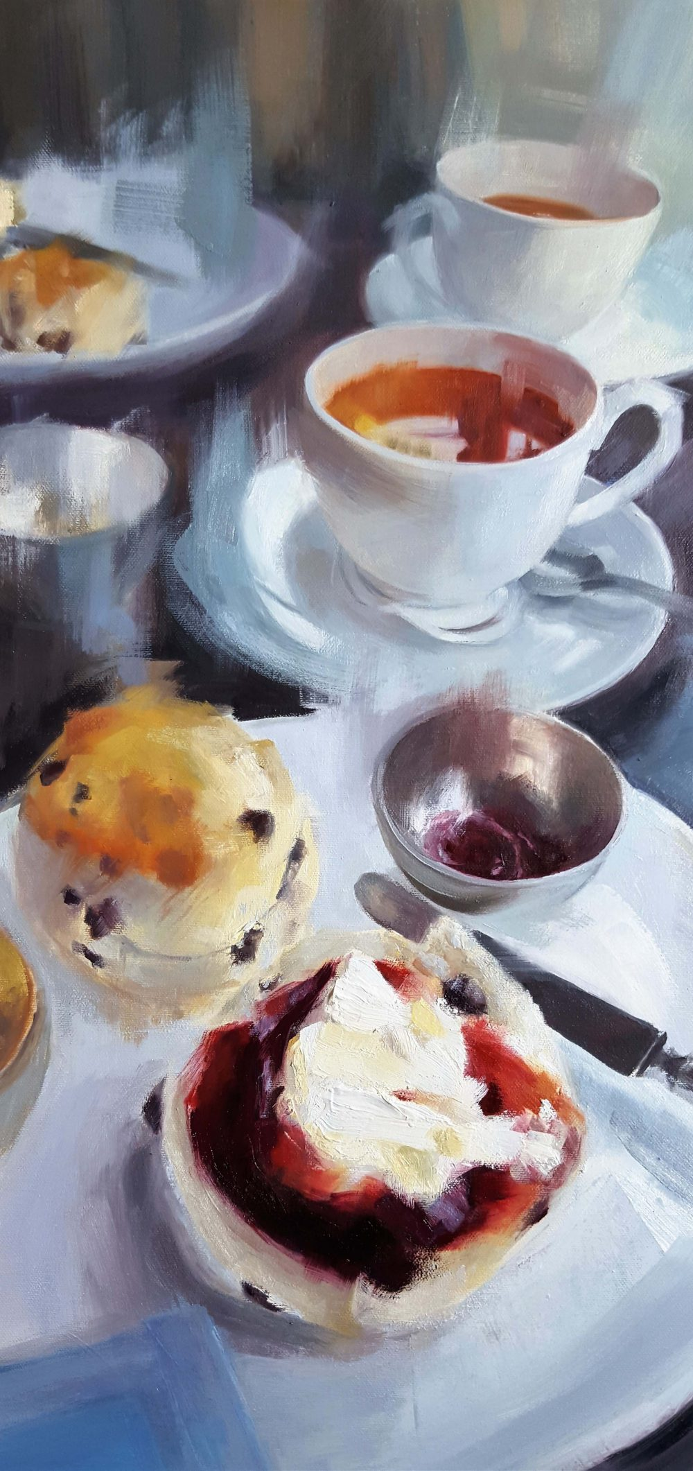 Tea for Two by Sarah Spence