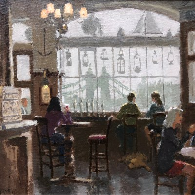 The Blue Anchor, Hammersmith by Rod Pearce