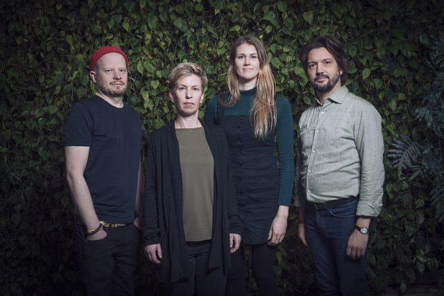 Riitta Paakki Quartet. Kuva: Teemu Mattsson