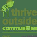 Thrive Outside Communities Logo