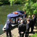 Wedding Boat – Rosette