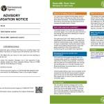 Bures Mill – Advisory Navigation Notice + Low Water Level Factsheet (994×728)