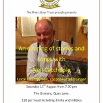 2018 08 11 RST Presents An Evening with Neil Catchpole