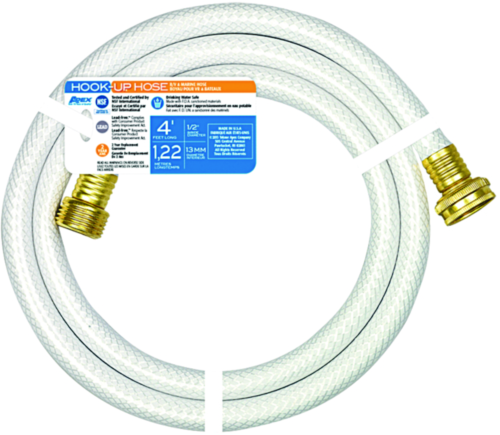 Rv water hook up hose