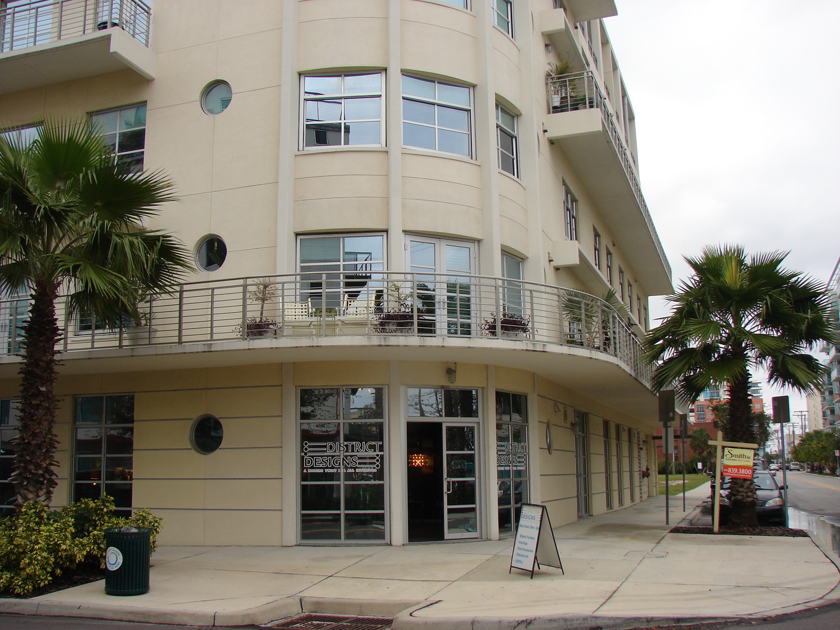 Meridian Condominiums Channelside Tampa Florida 33602