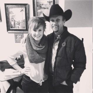 Bruce Greenwood and Daughter, Megan Greenwood