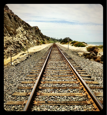 Leaving San Clemente