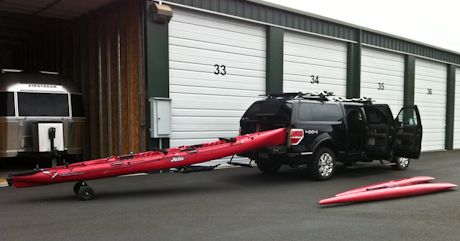 Car Topping The Hobie Tandem Island Step By Step Riveted