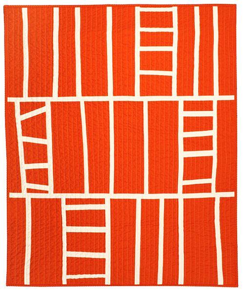 Tangerine quilt