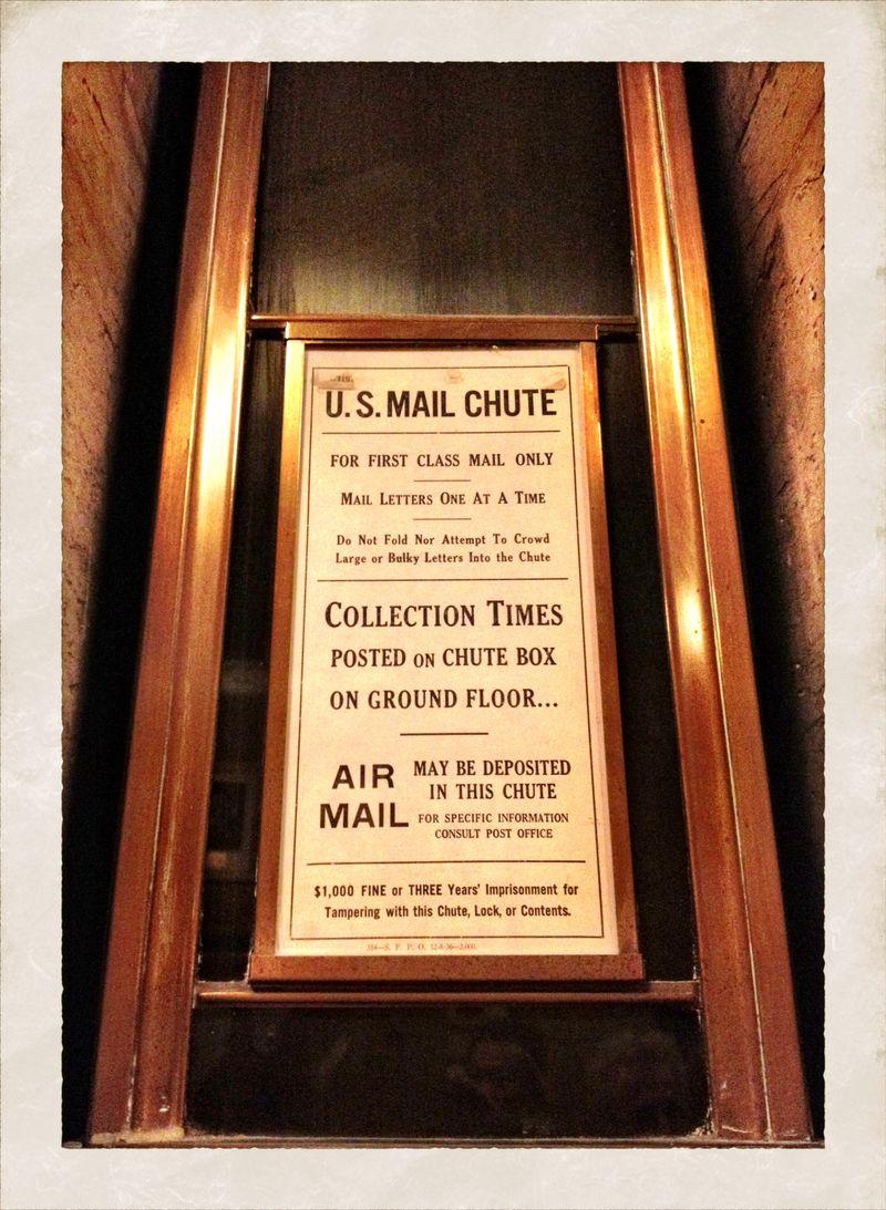Mail_chute_sfcityclub