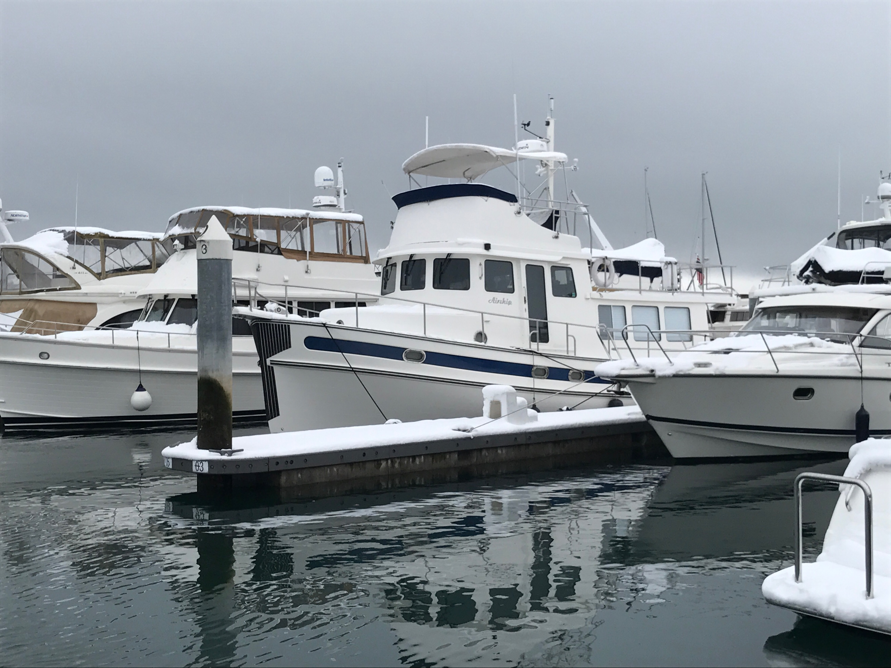 Catching Up | Seattle Boat Show, Snowpocalypse, and the
