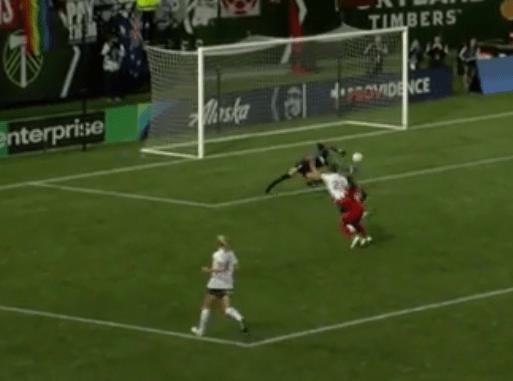 Morris goal
