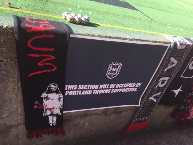 An Audio Diary of Seattle Reign vs Portland Thorns