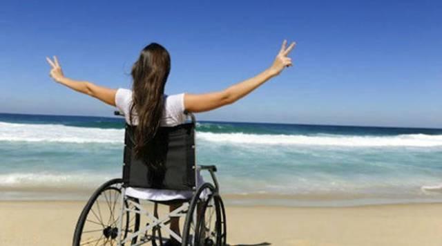 Risultati immagini per disabili passeggiata