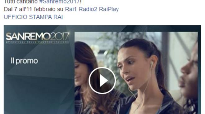 riviera24 - primo spot #sanremo2017