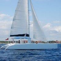 Private Catamaran Charter Playa del Carmen Puerto Aventuras