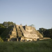 Mayan World in Belize Guatemala and Mexico border