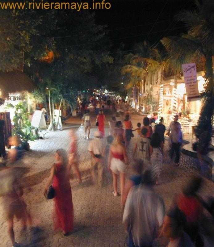 Playa del Carmen 5 Av