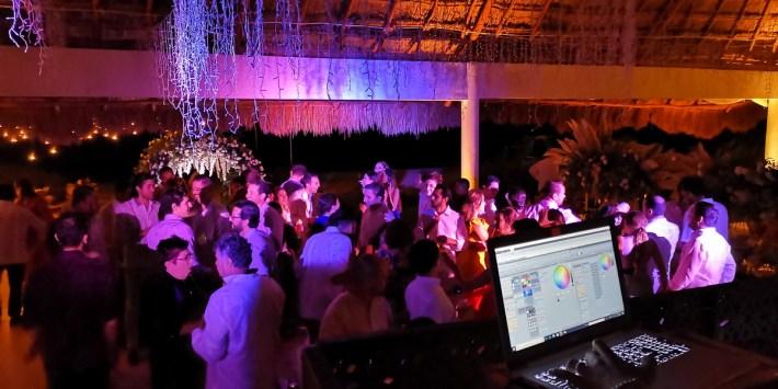 Jardin del Mar Wedding Cigar Roller