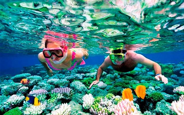 Riviera Maya Snorkeling Tour