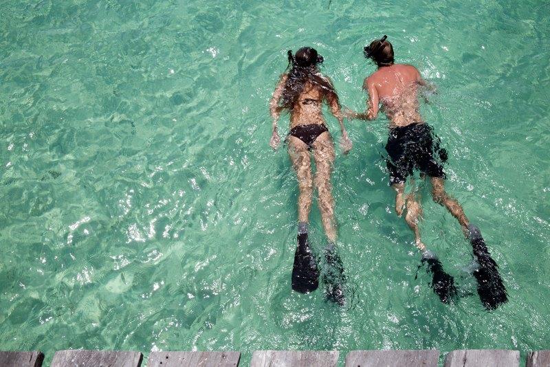 Cancun Snorkeling Nizuc