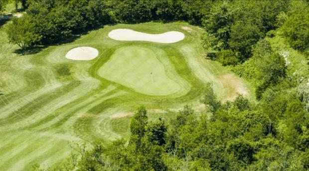 golf teren