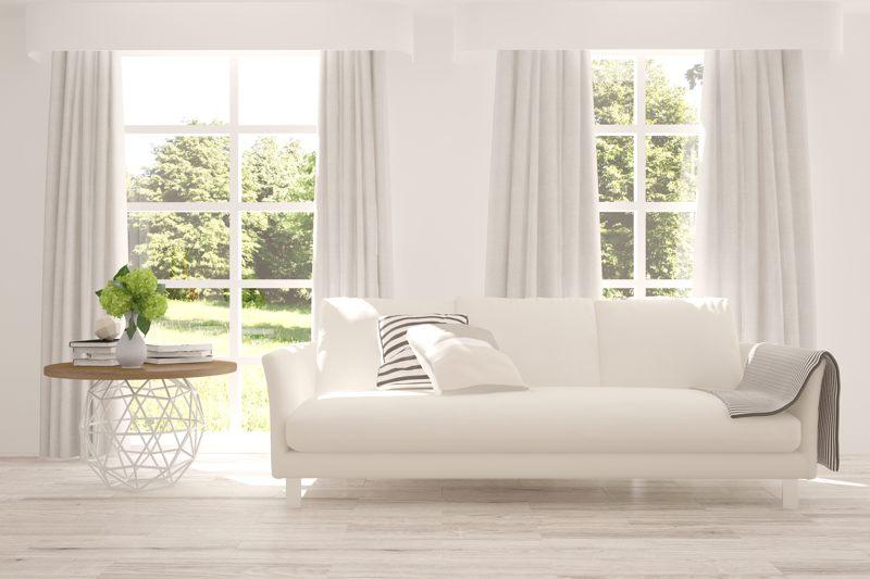 Tende da interni convenienti ➜ da bonprix le tendine giuste per ogni stanza ✓ tende camera da letto. Tende In Salotto Idee E Consigli Utili Rivista Case