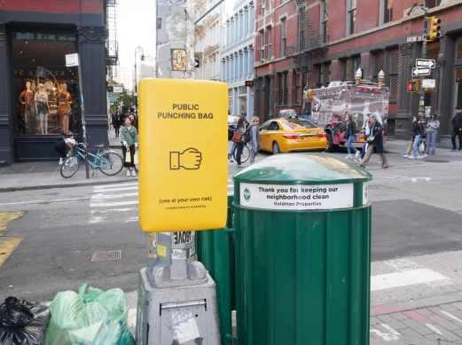 Punching bag // www.donttakethisthewrongway.com