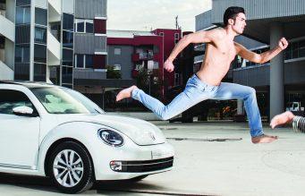 Potenza, velocità sono elementi che caratterizzano le automobili Volkswagen, caratteristiche che anche nella danza fanno la differenza.