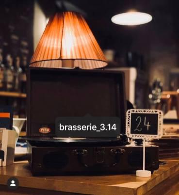 Foto di Brasserie3.14