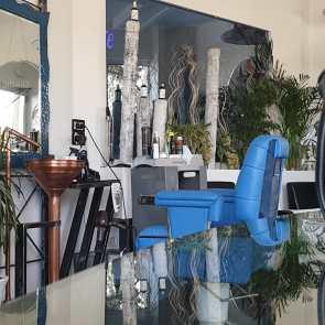Interno del salone. Foto di Styling Center.