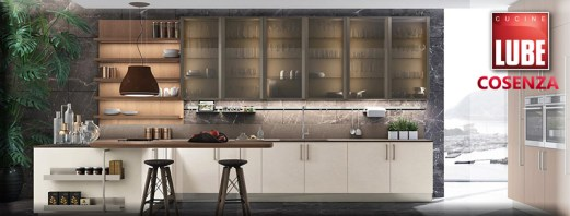 Cucina Lube. Foto di For Design Arredamenti.